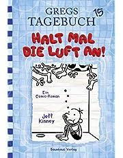 Gregs Tagebuch 15 - Halt mal die Luft an!
