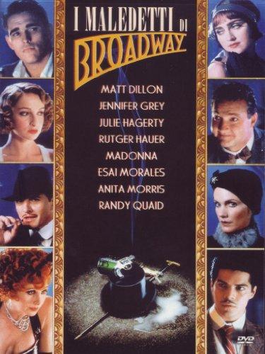 I maledetti di Broadway [IT Import]