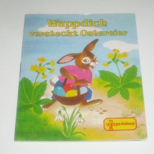 Wuppdich versteckt Ostereier.