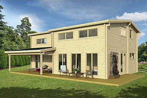 Allwood Eagle Vista | 1376 SQF Cabin Kit