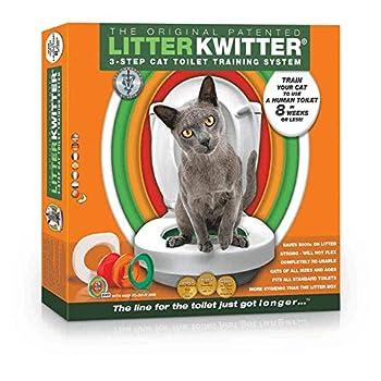 Litter Kwitter : Système Éducatif Litter Kwitter pour Chat