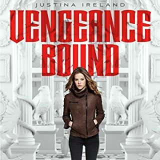 Vengeance Bound                   By:                                                                                                                                 Justina Ireland                               Narrated by:                                                                                                                                 Eve Bianco                      Length: 9 hrs and 41 mins     15 ratings     Overall 4.1
