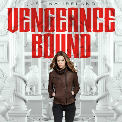 Vengeance Bound audiobook cover art