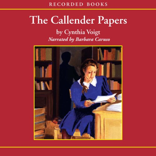 Callender Papers audiobook cover art