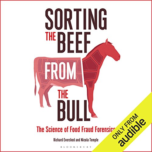 Sorting the Beef from the Bull audiobook cover art