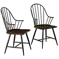 modern spindle back windsor chairs