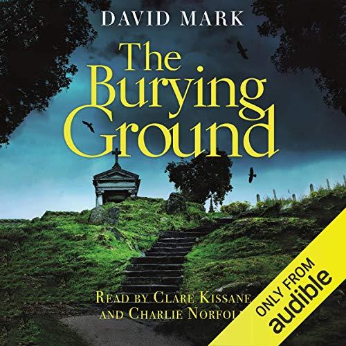 The Burying Ground cover art