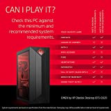 Compare technical specifications of OMEN by HP Obelisk (4NM83AA#ABA)