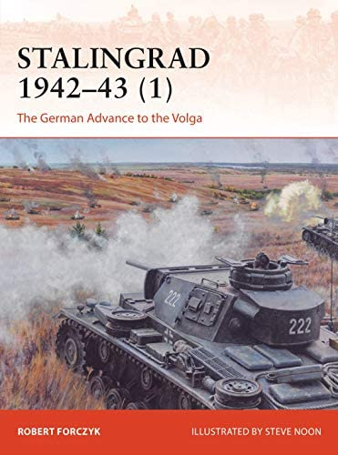 Stalingrad 1942 43 1 The German Advance to the Volga Campaign product image