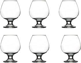 Pasabahce Glassesware, Beverage Glasses, Stemware Bistro, 6 pieces, 44188