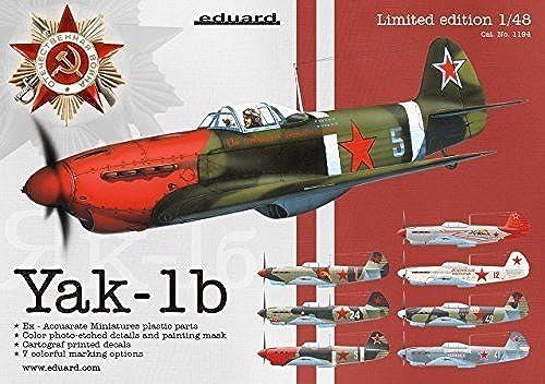 80% de descuento Eduard LTD EDT 1 48 - Yak-1B Yak-1B Yak-1B - (EDK1194) by Eduard  solo para ti