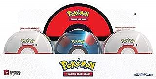 Pokémon POK823961 TCG: Poke Ball Tin Series 3 (one at Random), Mixed Colours