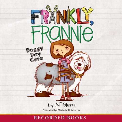 Frankly, Frannie cover art