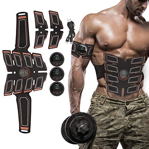 Muscle Trainer Electrical,Entrenador Muscular Abdominal Electro Estimulador Muscular Para Electroestimuladores Musculares Y Nerviosos Abdominal