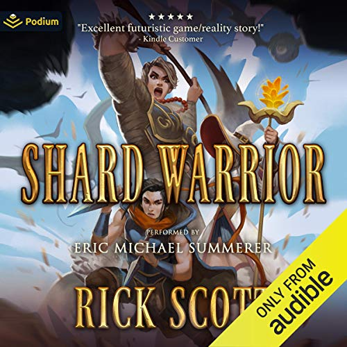 Shard Warrior  By  cover art