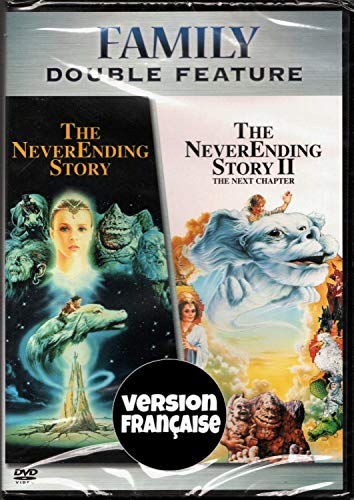 L'Histoire sans Fin - The NeverEnding Story (English/French) 1984 (Full Screen) / L'Histoire sans Fin 2: Un Nouveau Chapitre - The NeverEnding Story 2: The Next Chapter (English/French) 1991 (Full Screen) Régie au Québec