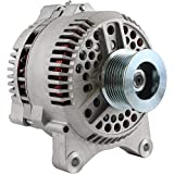 New DB Electrical Alternator Compatible with Ford F-150, F-250, F-350 PICKUP 1972-98, F-150 1999, F75U-10300-CA, F75U-10300-CB, F7PU-10346-KA, F7PZ-10346-KA, F7UU-10300-BB, 7791N, AFD0035