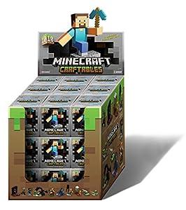 IMC Toys Minecraft - Figura montable, surtido: colores aleatorios, 1 unidad (52048)