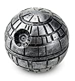 TAKEAHIT Star War Death Star 3 Parts Herb Grinder 50 mm Gift Box