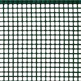 Tenax 06796 Grillage Plastique Vert 0,5 x 5 m