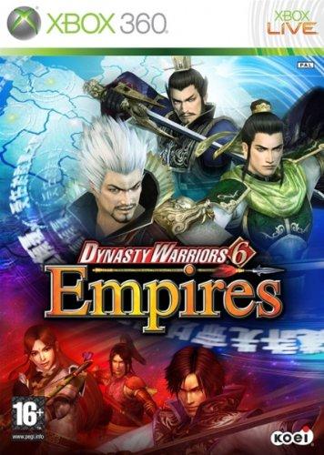 Dynasty Warriors 6 Empires [Importación italiana]