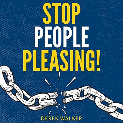 Stop People Pleasing! cover art