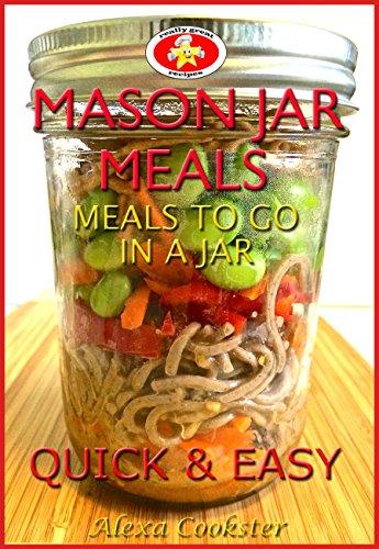 Mason Jar Meals by Cookster, Alexa ebook deal
