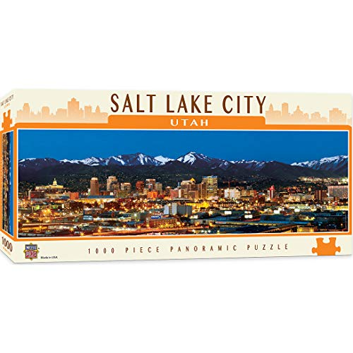 MasterPieces Salt Lake City 1000Panoramic