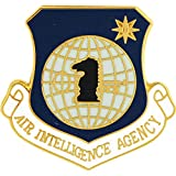 U.S. AIR FORCE, AIR INTELLEGENCE AGENCY - Original Artwork, Expertly Designed PIN - 1'