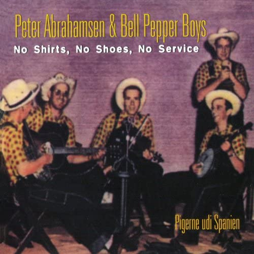 Peter Abrahamsen & Bell Pepper Boys