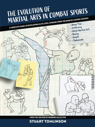 The Evolution of Martial Arts in Combat Sports: A complete guide to developing elite level striking from the world's leading coaches