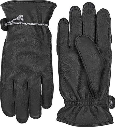 Hestra Granvik Glove (Black/Black, 8)