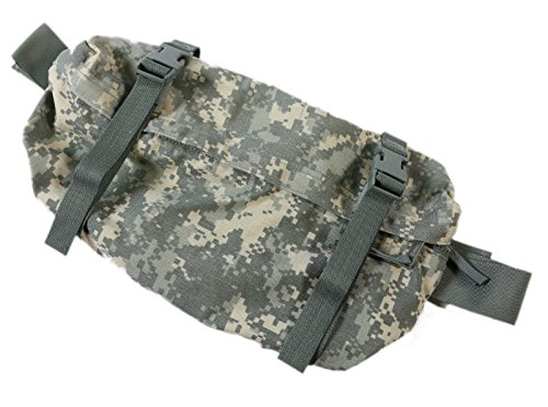 Military Issued ACU Molle II Waist Pack/Butt Pack, 8465-01-524-7263...