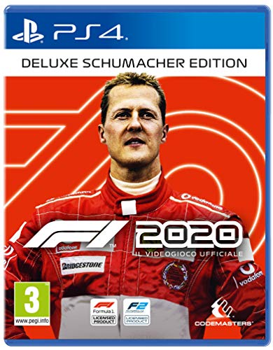 F1 2020 Deluxe Schumacher Edition - Complete - PlayStation 4