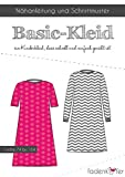 Stoffe Werning Schnittmuster Fadenkäfer Basic   Kleid Kinder