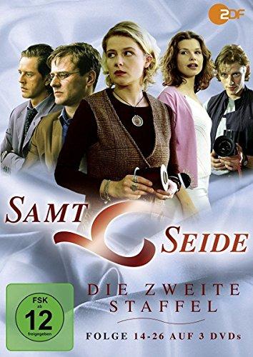 Samt & Seide - Die zweite Staffel (Folge 14-26) [3 DVDs]