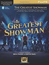 The Greatest Showman: Instrumental Play-Along Series for Flute (Hal Leonard Instrumental Play-Along)