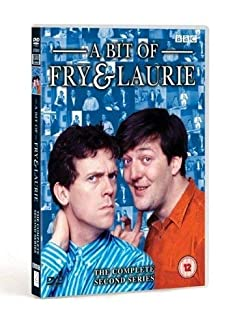 A Bit Of Fry & Laurie - The Complete Second Series