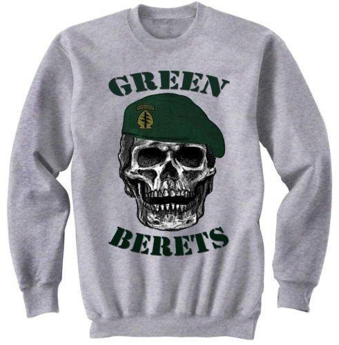 teesquare1st Green Berets Estados Unidos Special Forces–Graphic Sudadera S