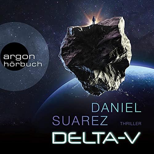 Delta-V (German edition) cover art