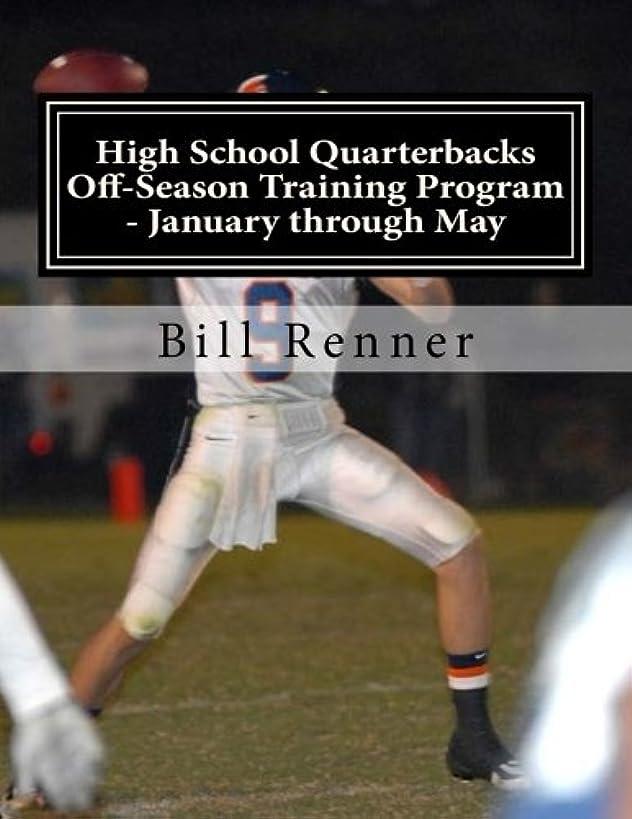 High School Quarterbacks Off-Season Training Program - January through May