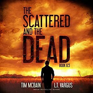 The Scattered and the Dead, Book 0.5 cover art