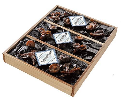 黒舞昆詰合せ(TS-54) 舞昆 木箱 ギフト 発酵食品 保存食  佃煮 お取り寄せ ごはんのお供