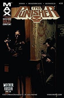 The Punisher (2004-2008) #18 (The Punisher (2004-2009)) by [Garth Ennis, Doug Braithwaite, Bill Reinhold, Raúl Treviño, Randy Gentile]