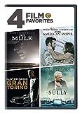4FF: TheMule/GranTorino/AmericanSniper/Sully (DVD)