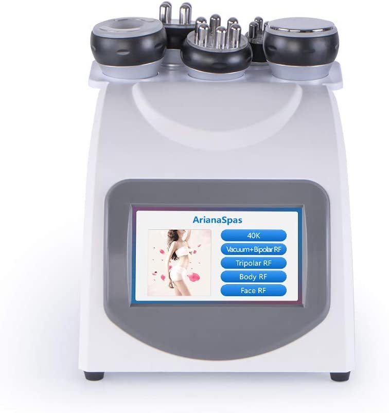 ArianaSpas 5 in 1 RF Dallas Mall Super sale period limited Face Device Warranty Treatment US Body