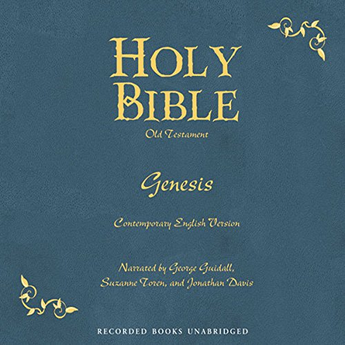 Holy Bible, Volume 1 audiobook cover art