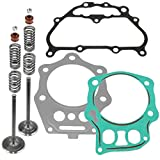 Caltric Cylinder Head Valve Gasket Kit Compatible with Honda TRX500FM Foreman 500 S 2005-2011