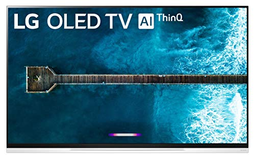 LG OLED65E9PUA Alexa Built-in E9 Series 65' 4K Ultra HD Smart OLED TV (2019)