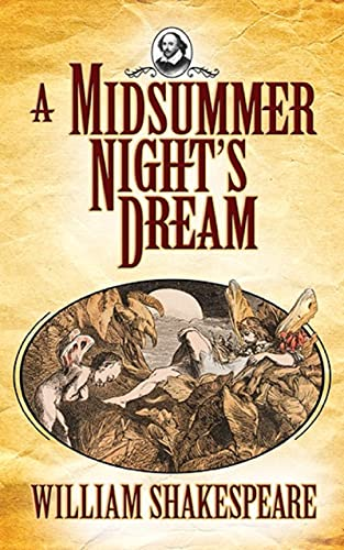 A Midsummer Night's Dream Illustrated (English Edition)